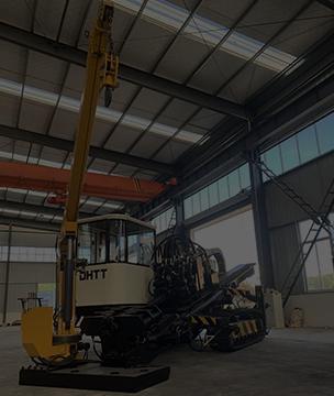 震撼!德航钻机助力华能集团顺利完成海缆穿堤工程!