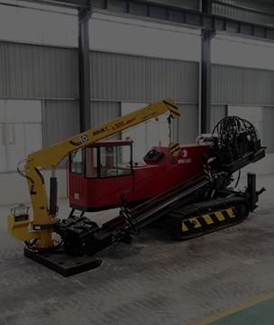 新型德航DH3000-L钻机 助力西气东输!